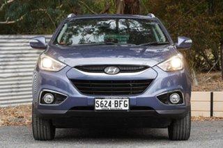 2014 Hyundai ix35 LM3 MY14 SE AWD Blue 6 Speed Sports Automatic Wagon