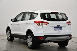 2015 Ford Kuga TF MY15 Ambiente 2WD White 6 Speed Sports Automatic Wagon