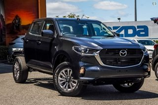 2020 Mazda BT-50 TFR40J XT 4x2 Blue 6 Speed Sports Automatic Cab Chassis.