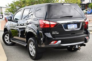 2014 Isuzu MU-X MY14 LS-U Rev-Tronic Black 5 Speed Sports Automatic Wagon.