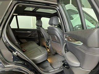2018 BMW X5 F15 xDrive30d Blue 8 Speed Sports Automatic Wagon