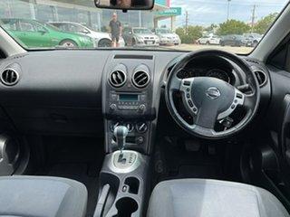 2012 Nissan Dualis J10 Series II +2 ST (4x2) Grey 6 Speed CVT Auto Sequential Wagon