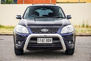 2009 Ford Escape ZD Blue 4 Speed Automatic SUV