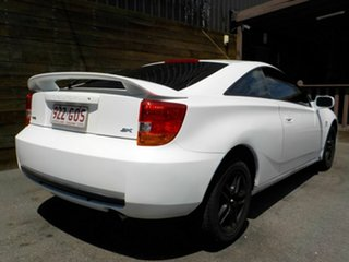 2002 Toyota Celica ZZT231R SX White 4 Speed Automatic Liftback