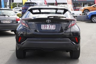 2017 Toyota C-HR NGX10R Koba S-CVT 2WD Black 7 Speed Constant Variable Wagon