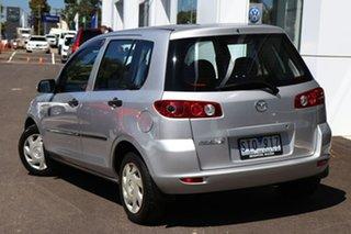 2004 Mazda 2 Silver Automatic Wagon