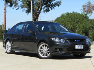 2013 Ford Falcon FG MkII XR6 Petroleum 6 Speed Sports Automatic Sedan.