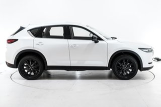 2021 Mazda CX-5 KF4WLA GT SKYACTIV-Drive i-ACTIV AWD SP White 6 Speed Sports Automatic Wagon