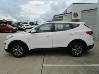 2015 Hyundai Santa Fe DM2 MY15 Active White 6 Speed Sports Automatic Wagon