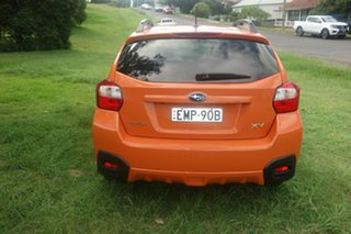 2012 Subaru XV G4X MY12 2.0i-L Lineartronic AWD Orange 6 Speed Constant Variable Wagon