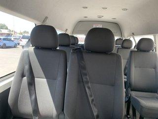 2015 Toyota HiAce KDH201R LWB 4 Speed Automatic Van