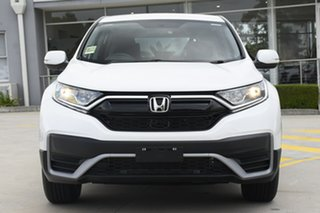 2021 Honda CR-V RW MY21 Vi FWD Platinum White 1 Speed Constant Variable Wagon