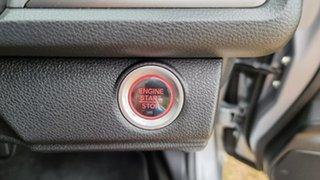 2017 Honda Civic 10th Gen MY17 VTi-LX Grey 1 Speed Constant Variable Hatchback