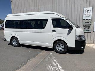 2015 Toyota HiAce KDH201R LWB 4 Speed Automatic Van.