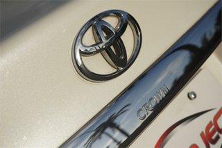 2007 Toyota Crown UZS186 Majesta White 6 Speed Automatic Sedan