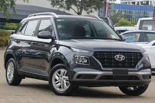 2021 Hyundai Venue QX.V3 MY21 Cosmic Grey 6 Speed Automatic Wagon.