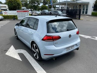 2018 Volkswagen Golf 7.5 MY18 GTI DSG Silver 6 Speed Sports Automatic Dual Clutch Hatchback