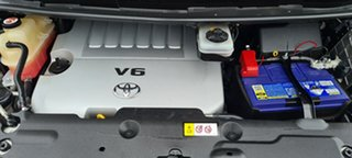 2017 Toyota Tarago GSR50R GLi White 6 Speed Sports Automatic Wagon.