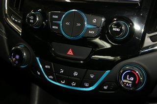 2017 Holden Astra BL MY17 LTZ Silver 6 Speed Automatic Sedan