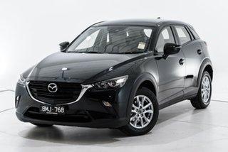 2020 Mazda CX-3 DK2W7A Maxx SKYACTIV-Drive FWD Sport LE Black 6 Speed Sports Automatic Wagon.