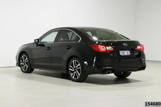 2019 Subaru Liberty MY19 2.5I Black Continuous Variable Sedan