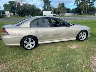2004 Holden Calais VY II 4 Speed Automatic Sedan