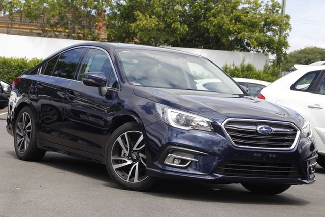 Used Subaru Liberty B6 MY19 2.5i CVT AWD Mount Gravatt, 2019 Subaru Liberty B6 MY19 2.5i CVT AWD Blue 6 Speed Constant Variable Sedan