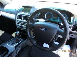 2011 Ford Falcon FG MK2 XR6 Silver Metallic 6 Speed Auto Seq Sportshift Sedan
