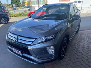 2018 Mitsubishi Eclipse Cross YA MY18 Exceed 2WD Titanium 8 Speed Constant Variable Wagon.