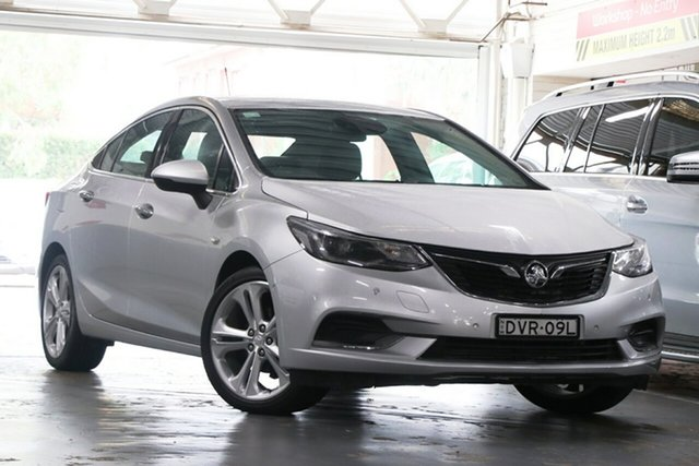 Pre-Owned Holden Astra BL MY17 LTZ Mosman, 2017 Holden Astra BL MY17 LTZ Silver 6 Speed Automatic Sedan