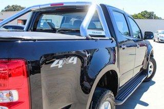2016 Holden Colorado RG MY16 LTZ Crew Cab Black 6 Speed Sports Automatic Utility.