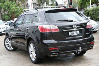 2012 Mazda CX-9 10 Upgrade Luxury (FWD) Black 6 Speed Auto Activematic Wagon.