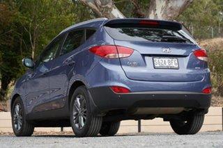 2014 Hyundai ix35 LM3 MY14 SE AWD Blue 6 Speed Sports Automatic Wagon.