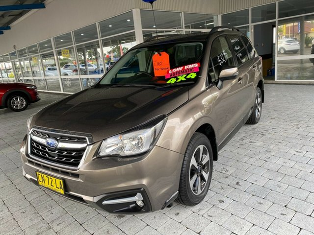 Used Subaru Forester 2.5I-L Taree, 2017 Subaru Forester 2.5I-L Bronze Constant Variable Wagon
