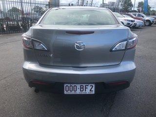 2011 Mazda 3 BL 11 Upgrade Neo Grey 6 Speed Manual Sedan