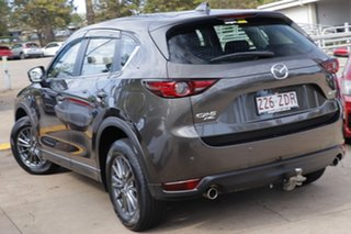 2018 Mazda CX-5 KF4WLA Touring SKYACTIV-Drive i-ACTIV AWD Bronze 6 Speed Sports Automatic Wagon