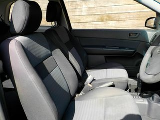 2008 Hyundai Getz TB MY07 S Black 4 Speed Automatic Hatchback