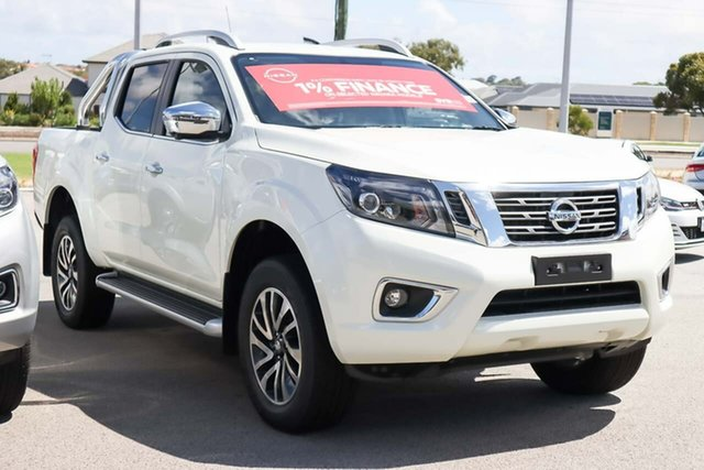 New Nissan Navara D23 S4 MY20 ST-X Wangara, 2020 Nissan Navara D23 S4 MY20 ST-X White Diamond 6 Speed Manual Utility