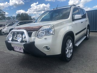 2012 Nissan X-Trail T31 Series IV TL White 6 Speed Sports Automatic Wagon