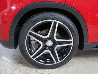 2015 Mercedes-Benz GLA-Class X156 806MY GLA250 DCT 4MATIC Red 7 Speed Sports Automatic Dual Clutch