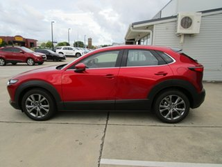 2020 Mazda CX-30 DM2W7A G20 SKYACTIV-Drive Astina Red 6 Speed Sports Automatic Wagon