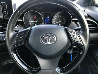 2017 Toyota C-HR NGX10R S-CVT 2WD Silver 7 Speed Constant Variable Wagon