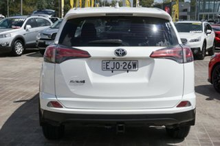 2016 Toyota RAV4 ZSA42R GX 2WD White 7 Speed Constant Variable Wagon