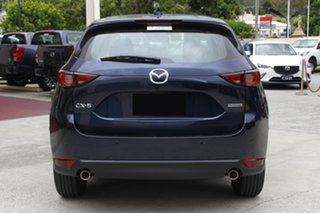 2021 Mazda CX-5 KF2W7A Maxx SKYACTIV-Drive FWD Sport Machine Grey 6 Speed Sports Automatic Wagon