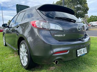 2011 Mazda 3 BL10L2 SP25 Activematic Graphite 5 Speed Sports Automatic Hatchback