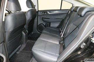 2017 Subaru Liberty MY17 3.6R Black Continuous Variable Sedan