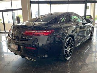 2017 Mercedes-Benz E-Class C238 808+058MY E400 9G-Tronic PLUS 4MATIC Black 9 Speed Sports Automatic