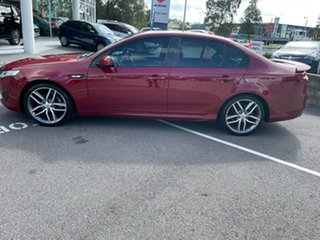 2015 Ford Falcon FG X XR6 Red 6 Speed Sports Automatic Sedan