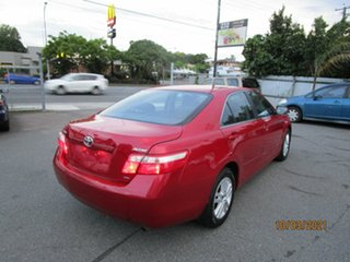 2007 Toyota Camry ACV40R 07 Upgrade Altise Red 5 Speed Automatic Sedan