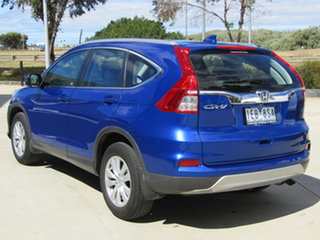 2015 Honda CR-V RM Series II MY16 VTi 5 Speed Automatic Wagon